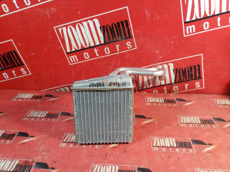 Радиатор отопителя Nissan Note E11 HR15DE 2004