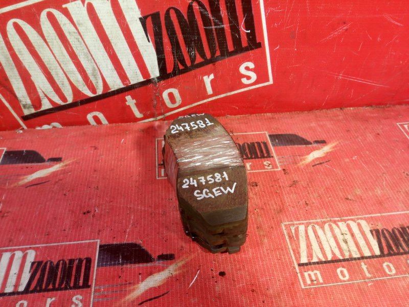 Колодки тормозные Mazda Bongo Friendee SGEW FE-E 2001 передние