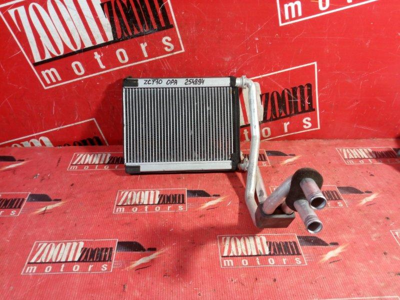 Радиатор отопителя Toyota Opa ZCT10 1ZZ-FE 2000