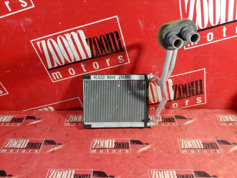 Радиатор отопителя Toyota Rav4 ACA20 1AZ-FSE 2000