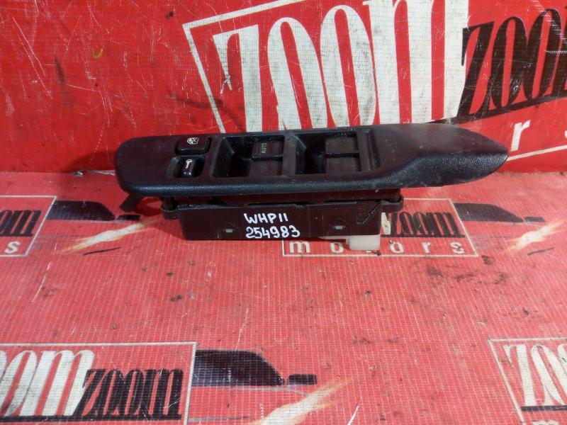Блок управления стеклоподъемниками Nissan Primera WHP11 QG18DE 2000