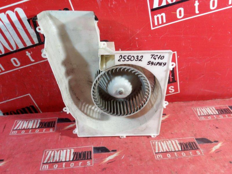 Вентилятор (мотор отопителя) Nissan Bluebird Sylphy QG10 QG18DE 1998