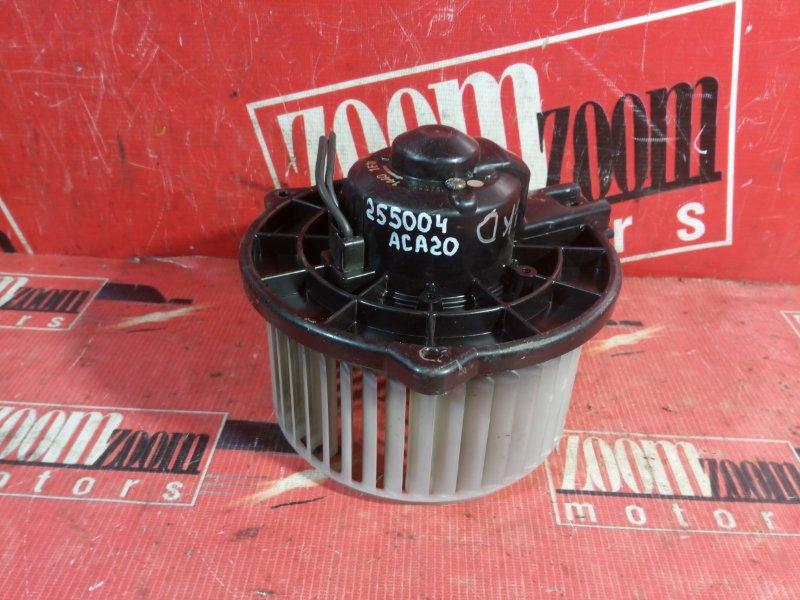 Вентилятор (мотор отопителя) Toyota Rav4 ACA20 1AZ-FSE 2000
