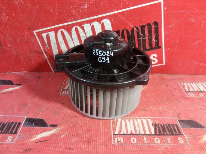 Вентилятор (мотор отопителя) Honda Airwave GJ1 L15A 2005