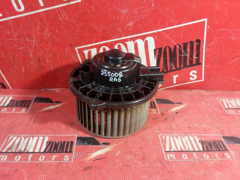 Вентилятор (мотор отопителя) Honda Odyssey RA6 F23A 1999