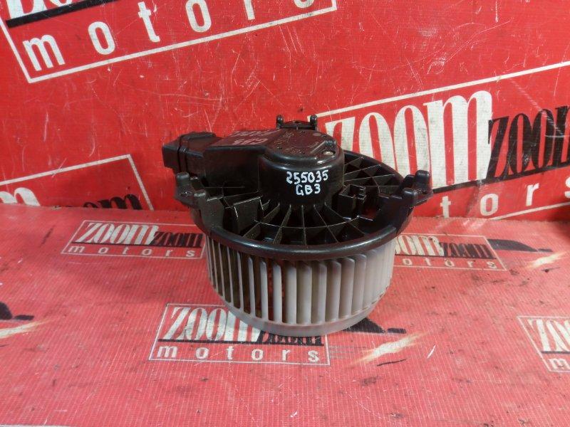 Вентилятор (мотор отопителя) Honda Freed GB3 L15A 2008