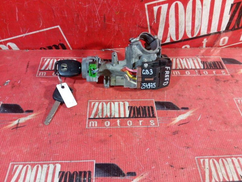 Замок зажигания Honda Freed GB3 L15A 2008