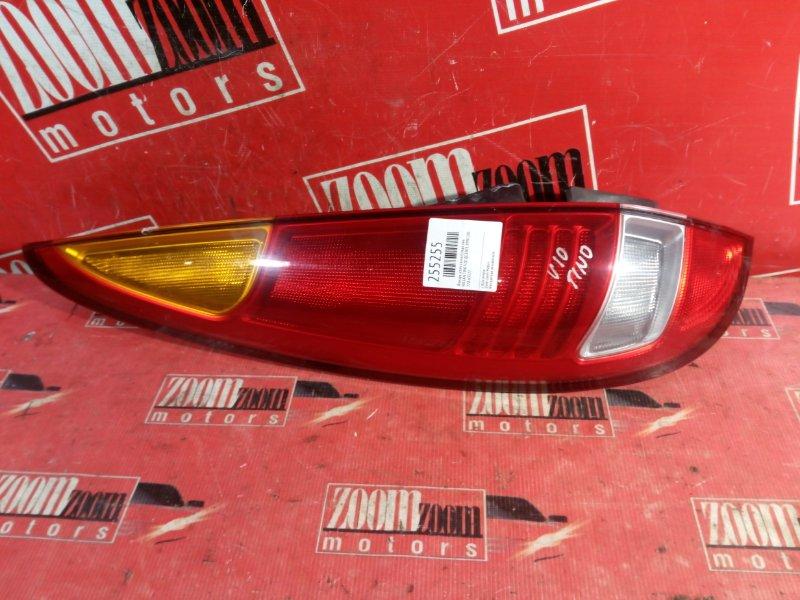 Фонарь (стоп-сигнал) Nissan Tino V10 QG18DE 1998 задний левый 220-63522