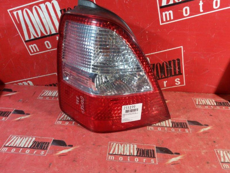 Фонарь (стоп-сигнал) Honda Odyssey RA6 F23A 1999 задний левый 07-11
