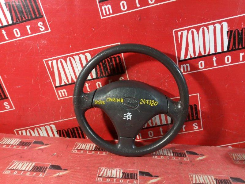 Руль Toyota Carina ST210 3S-FE 2000