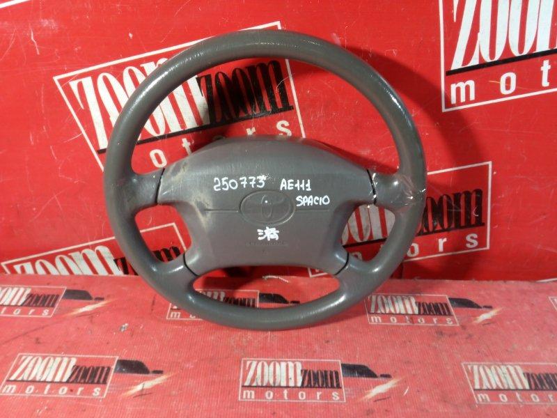 Руль Toyota Corolla Spacio AE111 4A-FE 1997