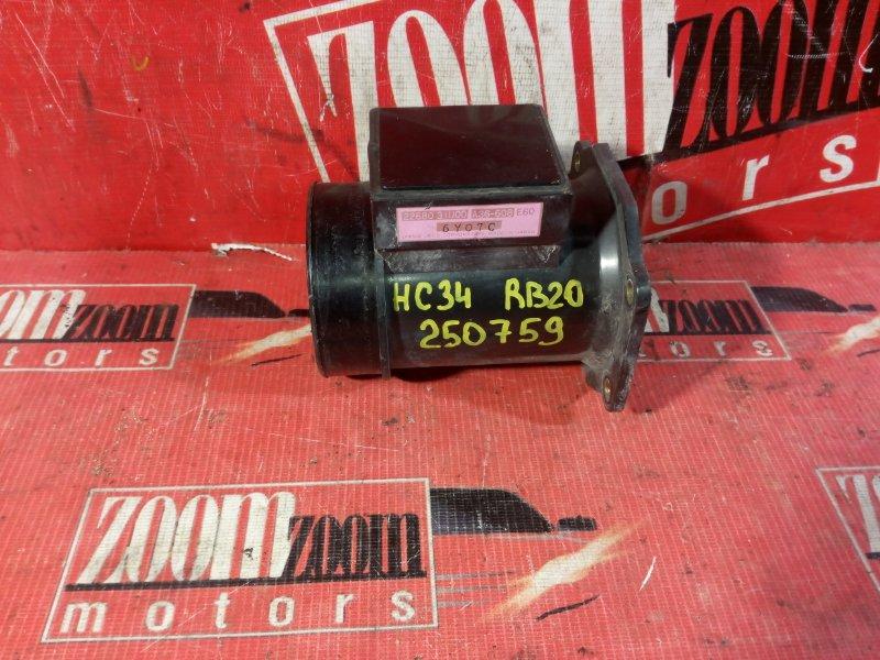 Расходомер (датчик расхода воздуха) Nissan Laurel HC34 RB20DE 1999 22680 - 31U00 A36-608 E60