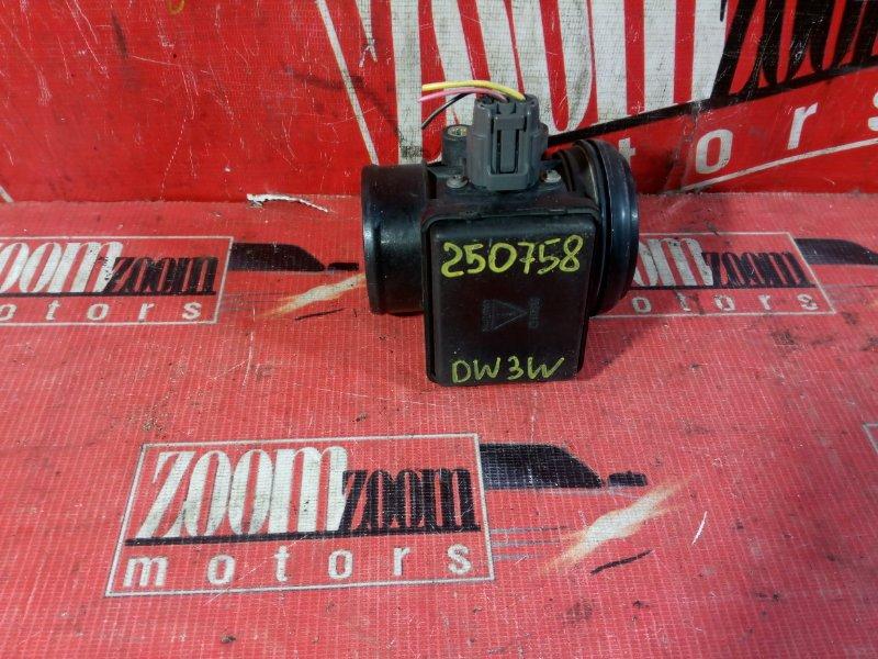 Расходомер (датчик расхода воздуха) Mazda Demio DW3W B3 1996 B3H7 E5T51171