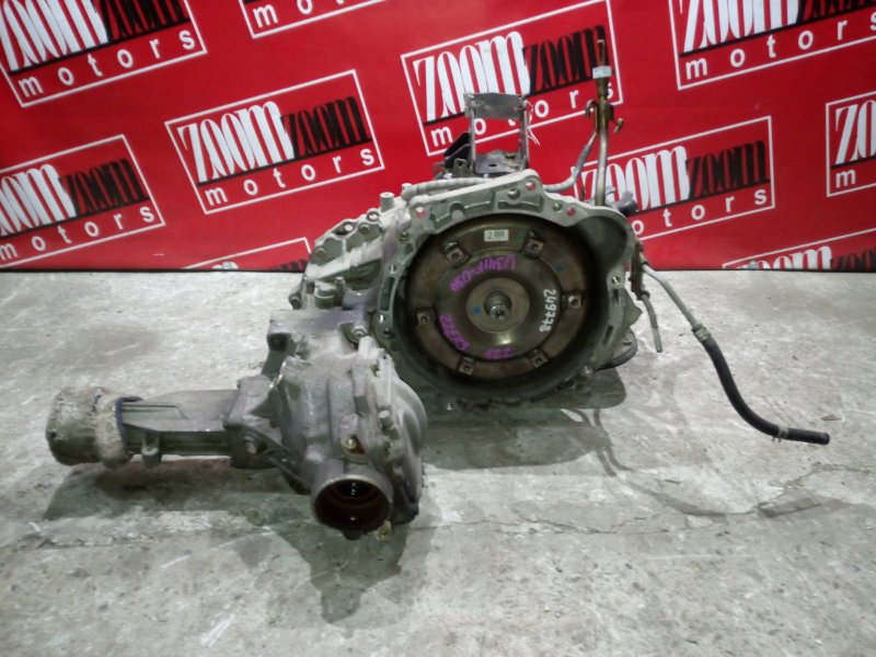 Акпп Toyota Will Vs ZZE129 1ZZ-FE 2001 U341F-03A