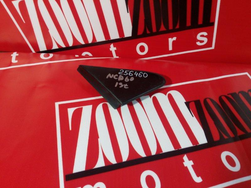 Накладка на крыло Toyota Ist NCP60 1NZ-FE 2002 передняя правая