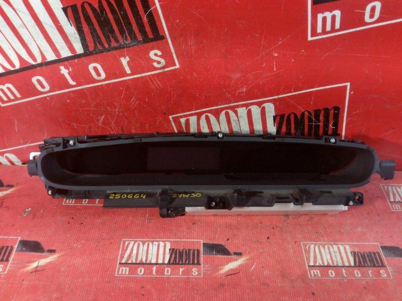 Навигация Toyota Prius ZVW30 2ZR-FXE 2009 201001-09212007, 83800-47350