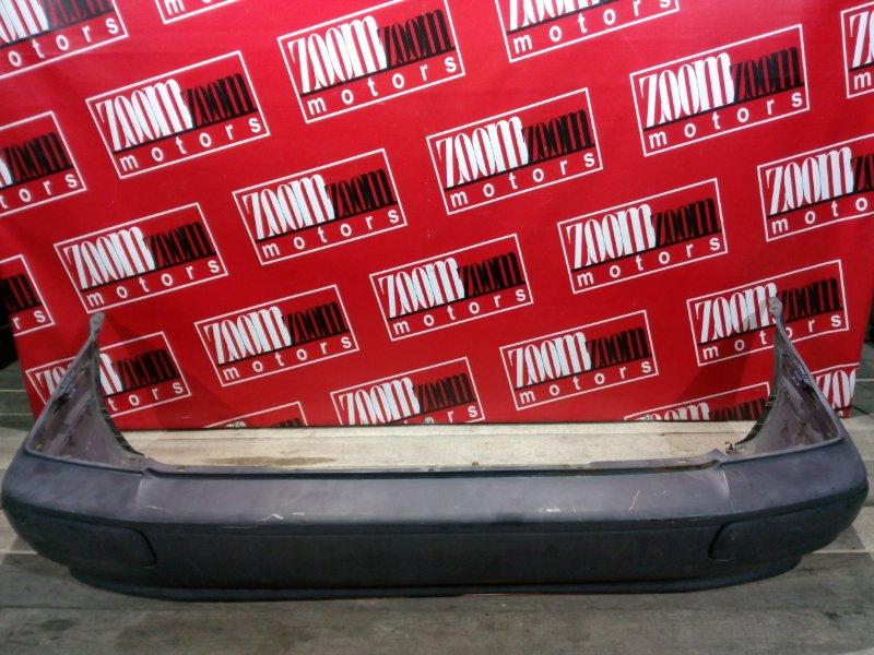 Бампер Toyota Tercel EL51 5E-FE 1994 задний черный