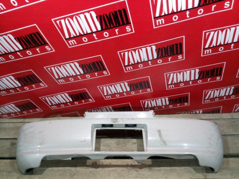 Бампер Toyota Corona Exiv ST202 3S-FE 1993 задний бежевый