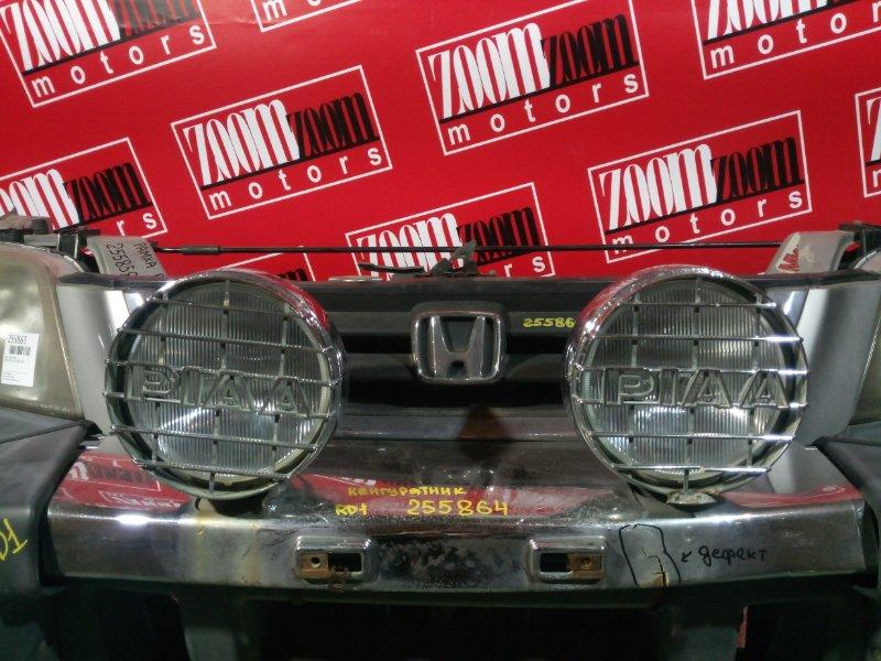 Кенгурятник (защита бампера) Honda Cr-V RD1 B20B 1996