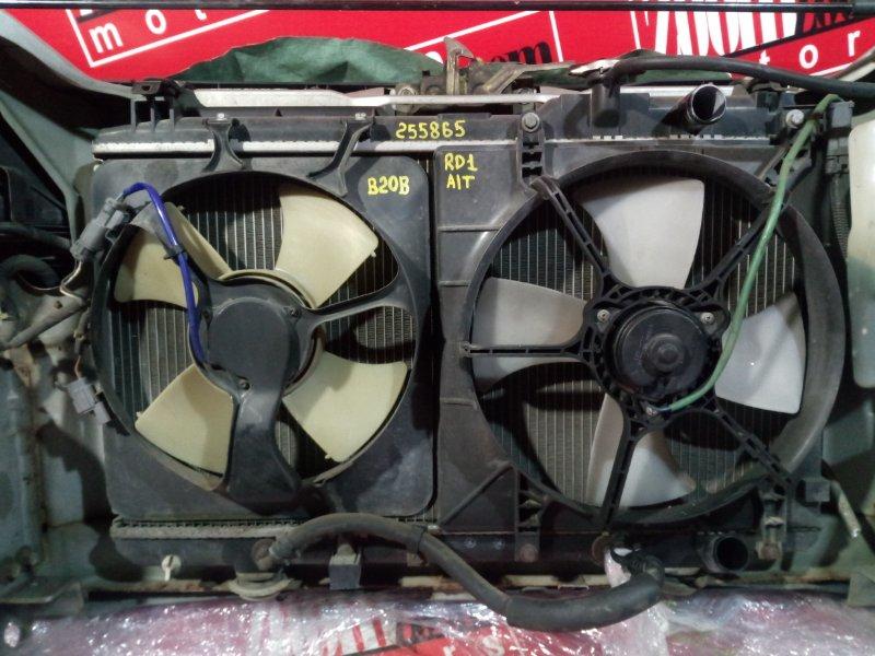 Радиатор двигателя Honda Cr-V RD1 B20B 1996