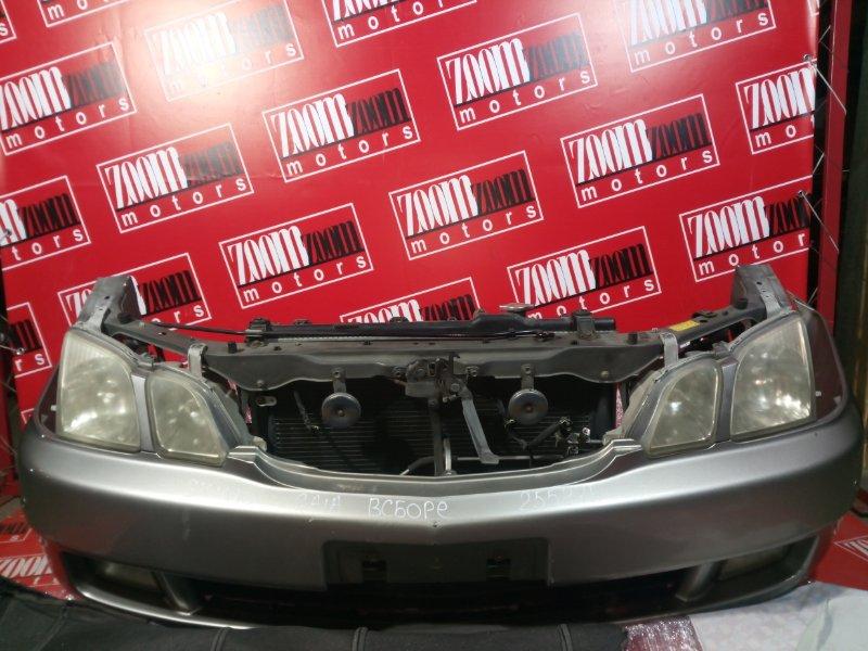 Nose cut Toyota Gaia SXM10 3S-FE 1997 передний серый