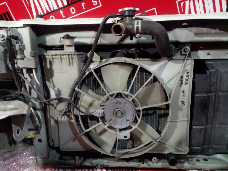 Радиатор двигателя Toyota Succeed NCP50 1NZ-FE 2002