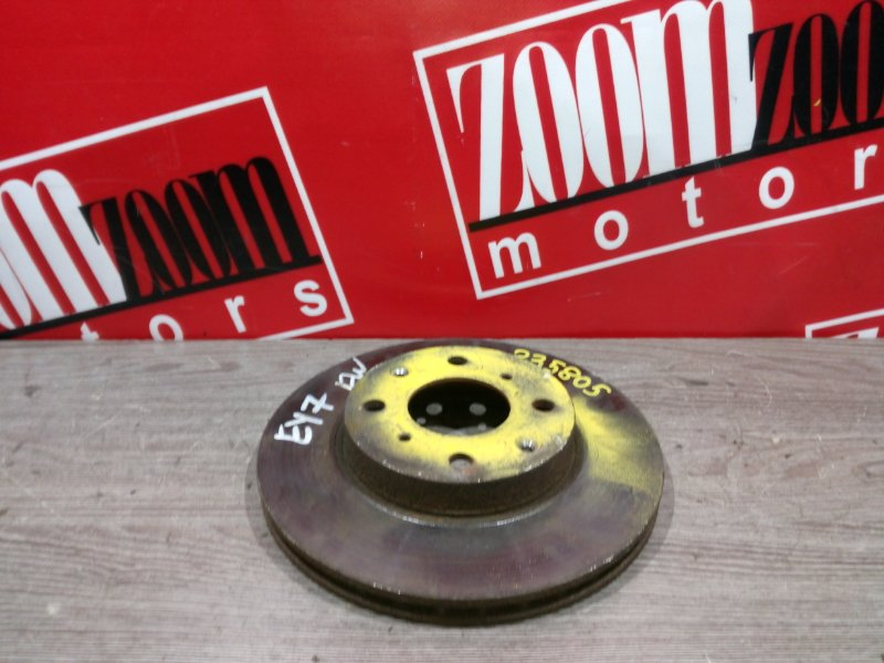 Диск тормозной Honda Partner EY7 D15B 1996 передний