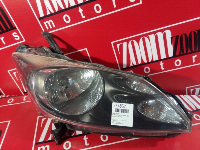 Фара Honda Freed GB3 L15A 2008 передняя правая 100-22839
