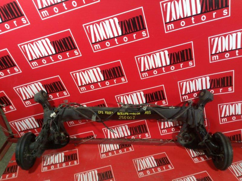 Балка поперечная Honda Freed GP3 LEA 2011 задняя