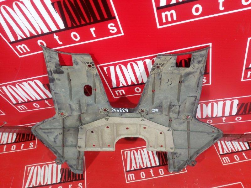 Защита двс Honda Fit GP5 L13B 2013 передняя