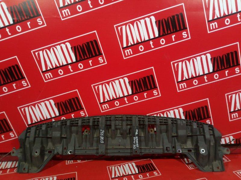 Защита двс Toyota Prius ZVW30 2ZR-FXE 2009 передняя