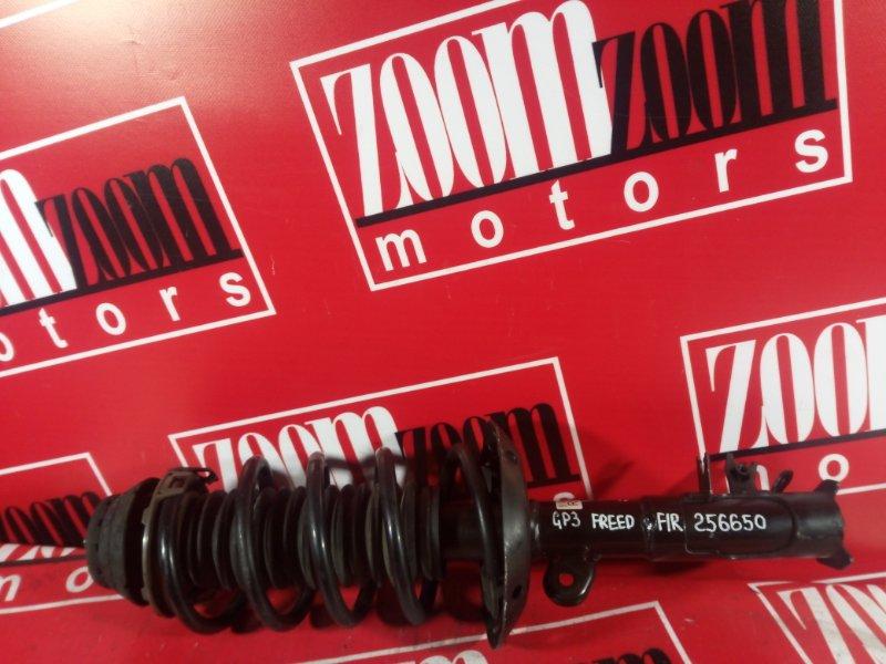 Стойка подвески Honda Freed GP3 LEA 2011 передняя правая