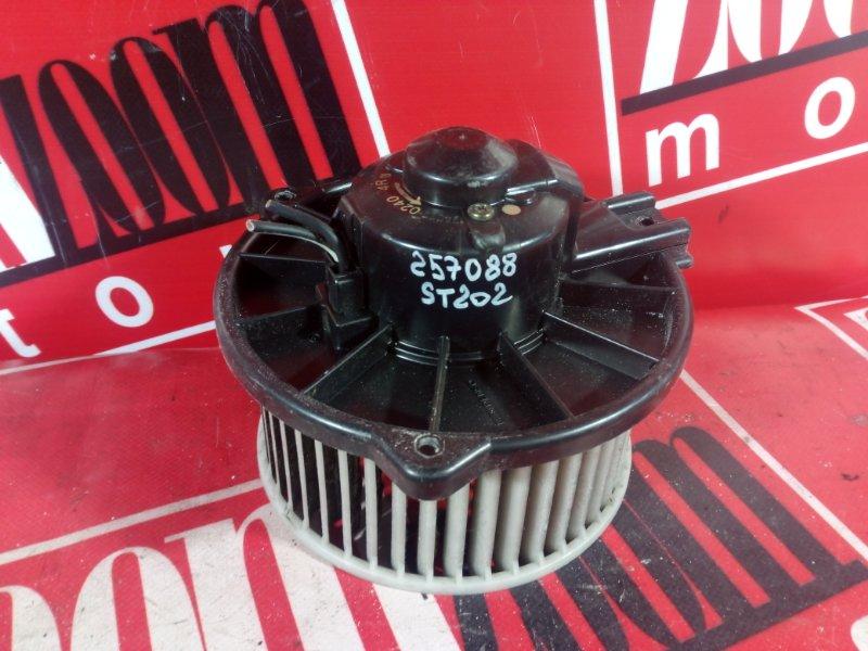 Вентилятор (мотор отопителя) Toyota Celica ST202 3S-GE 1993