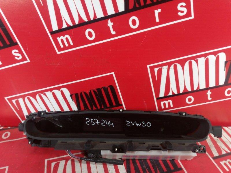 Комбинация приборов (спидометр) Toyota Prius ZVW30 2ZR-FXE 2009 201007-121313125 83800-47350-4
