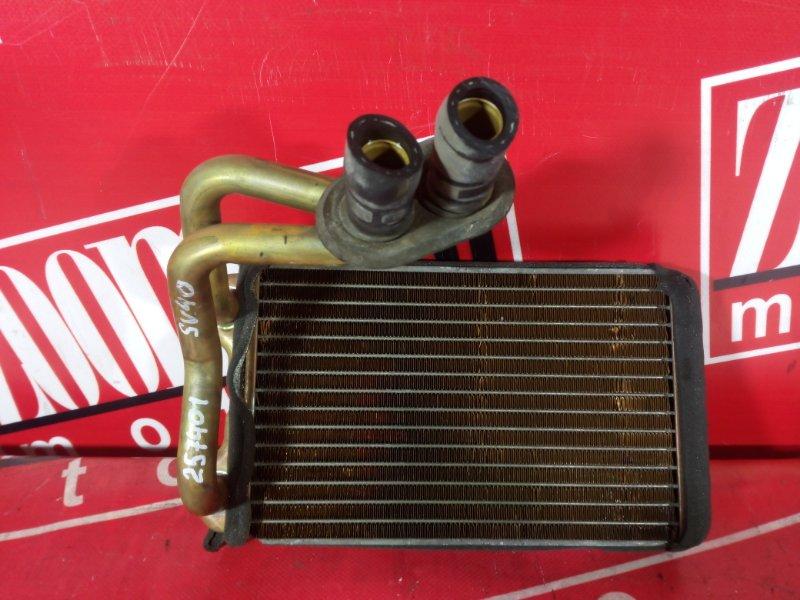 Радиатор отопителя Toyota Camry SV40 4S-FE 1994