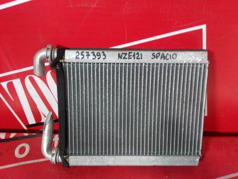 Радиатор отопителя Toyota Corolla Spacio NZE121 1NZ-FE `2001