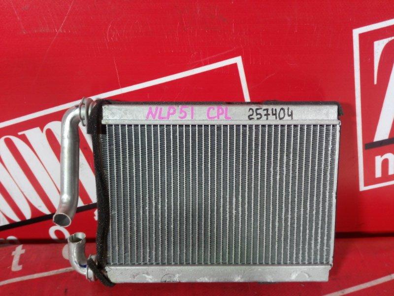 Радиатор отопителя Toyota Probox NLP51 1ND-TV 2002