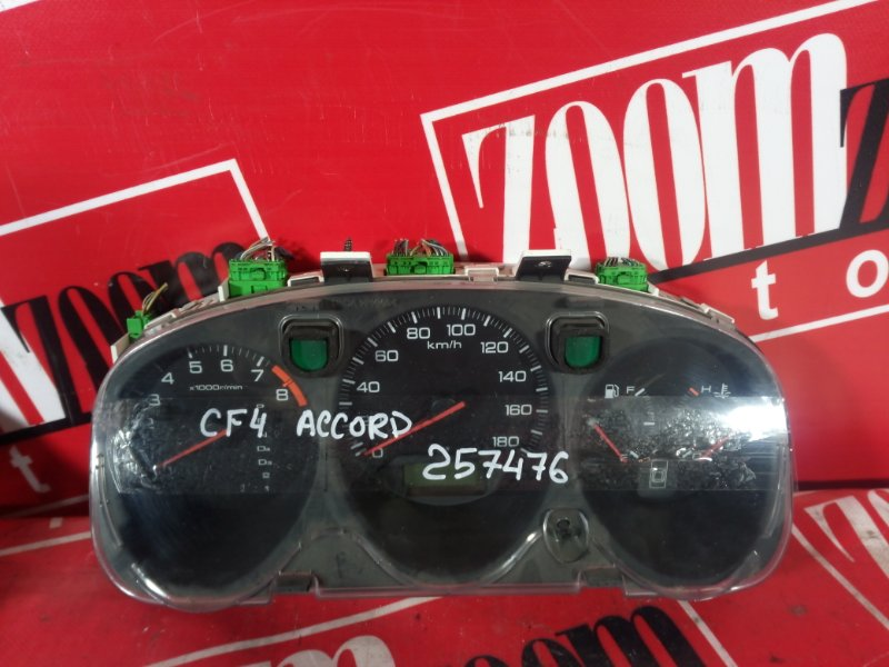 Комбинация приборов (спидометр) Honda Accord CF4 F20B 1997 78100N400 HR0246007