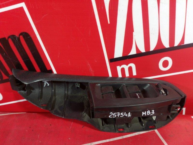 Блок управления стеклоподъемниками Honda Domani MB3 D15B 1995 передний правый