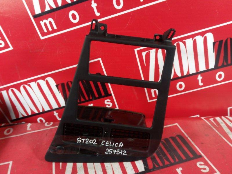 Консоль панели приборов Toyota Celica ST202 3S-GE 1993