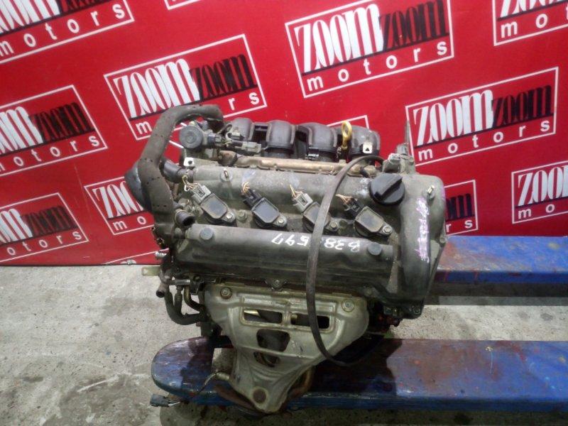 Двигатель Toyota Ractis NCP100 1NZ-FE 2005 B385597