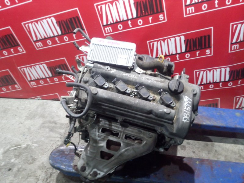Двигатель Toyota Ractis NCP120 1NZ-FE 2010 D815777
