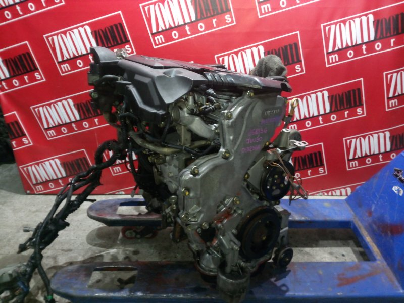 Двигатель Nissan Bassara JVU30 YD25DDTI 1999 013236A