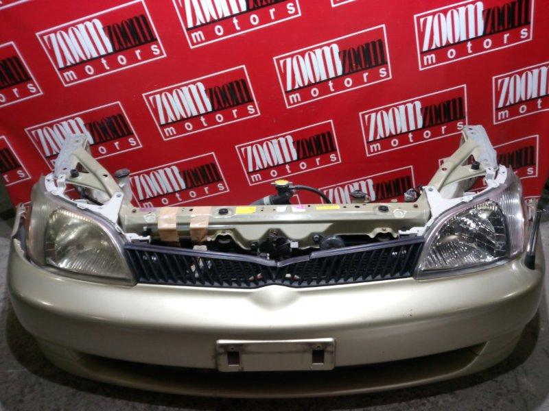 Nose cut Toyota Platz NCP12 1NZ-FE 1999 передний золото