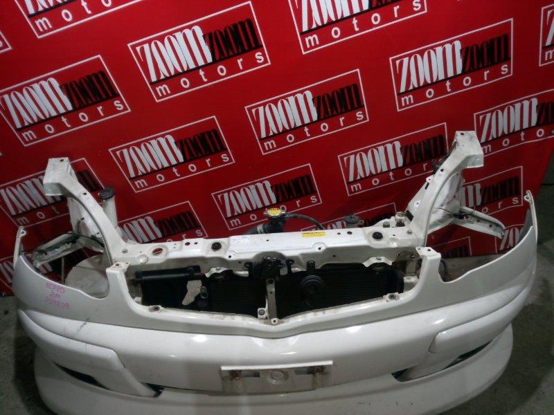 Планка под фару Toyota Funcargo NCP20 2NZ-FE 2003 передняя белый