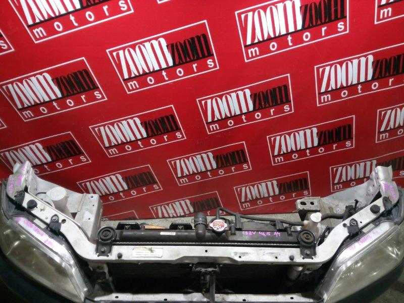 Рамка радиатора Mitsubishi Lancer Cargo CS2V 4G15 2003 передняя белый