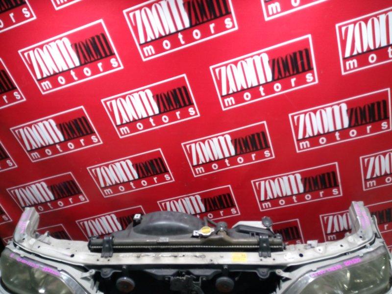 Рамка радиатора Toyota Cresta GX100 1G-FE 1998 передняя белый