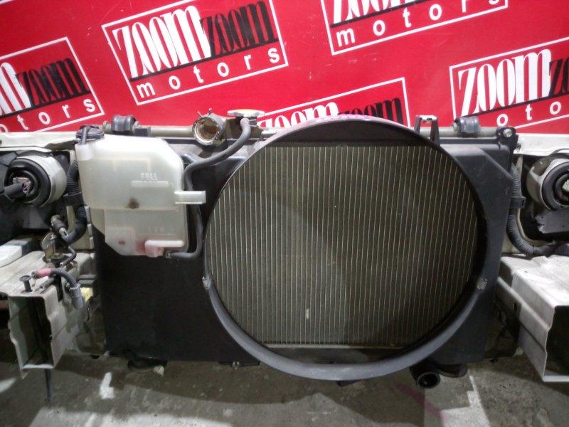 Радиатор двигателя Toyota Cresta GX100 1G-FE 1998 передний