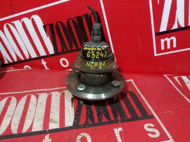 Ступица Toyota Sienta NCP81 1NZ-FE 2003 задняя