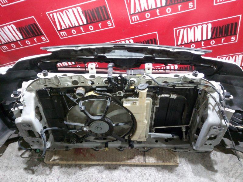Рамка радиатора Toyota Ractis NCP120 1NZ-FE 2010 передняя белый